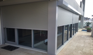 Security Shutters Rejas Grilles and Gates